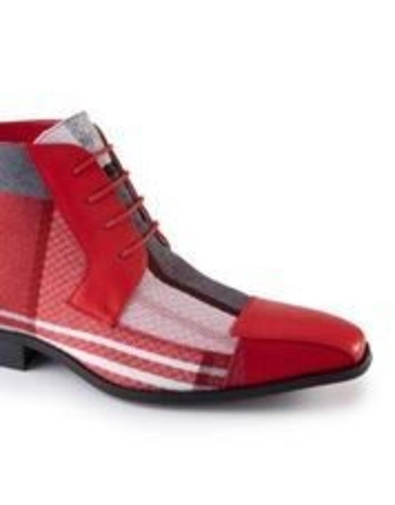 Montique Montique Boot - S1817 Red