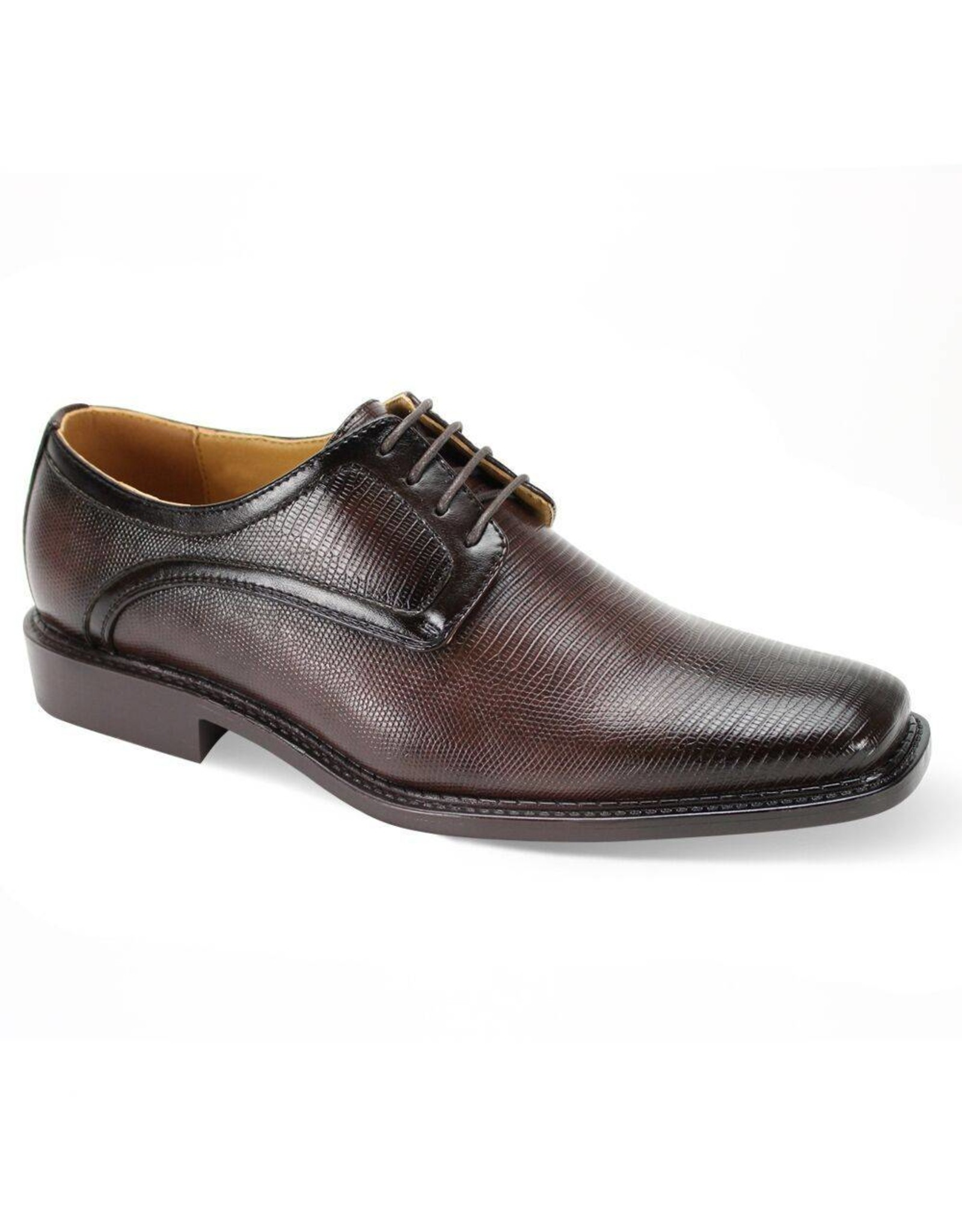 Antonio Cerrelli Antonio Cerrelli 6792 Wide Dress Shoe - Brown