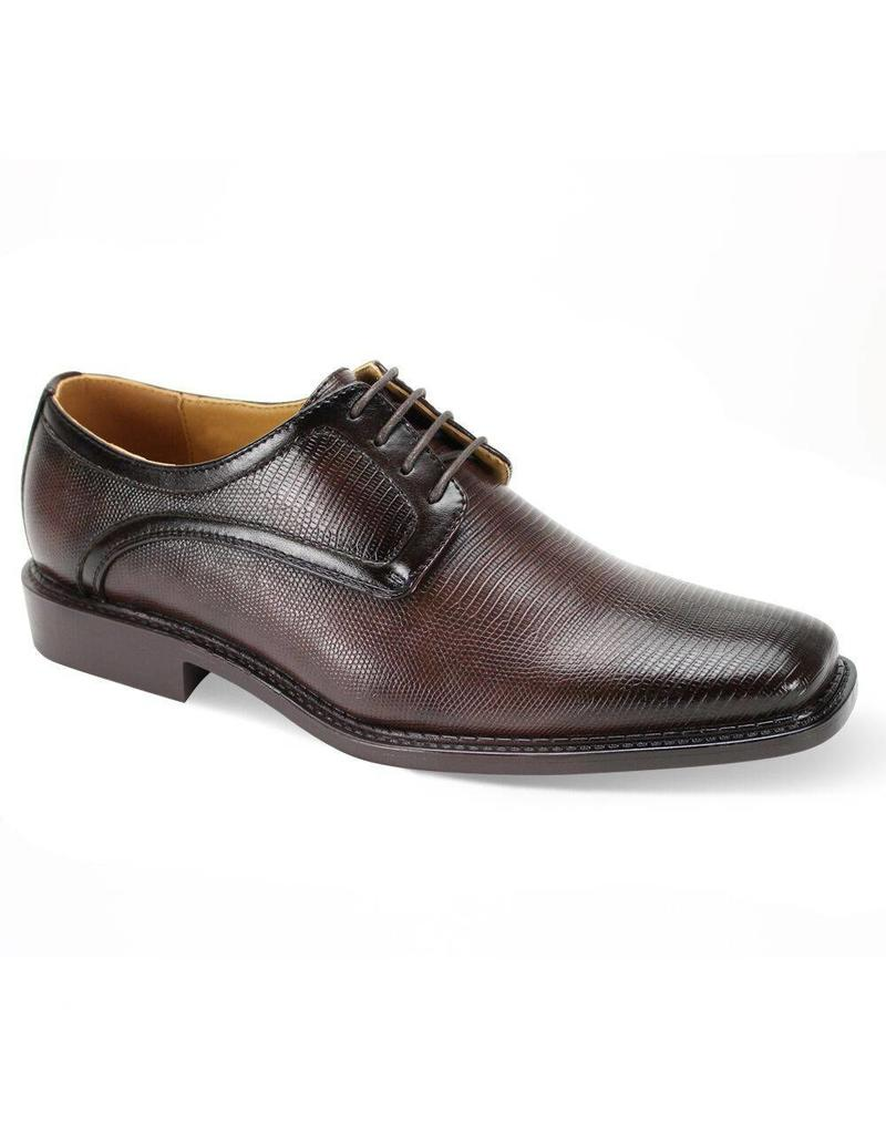 Antonio Cerrelli Antonio Cerrelli 6792 Wide Dress Shoe - Brown