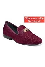 Stacy Adam Stacy Adams Valet Formal Shoe - Burgundy