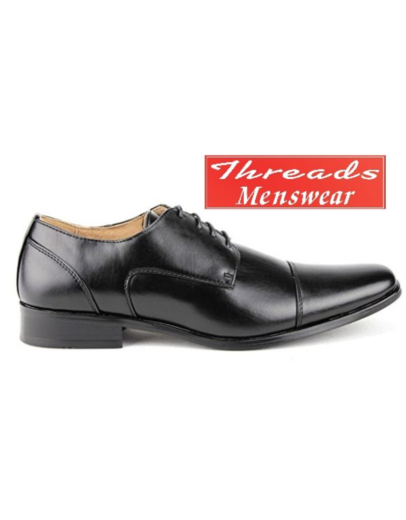 Majestic Majestic Dress Shoe - 37686 Black