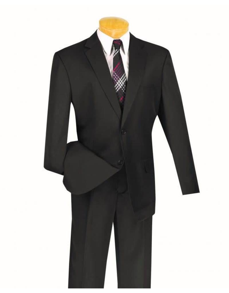 Elegante Gentiluomo Elegante Gentiluomo Suit - 2AA Black