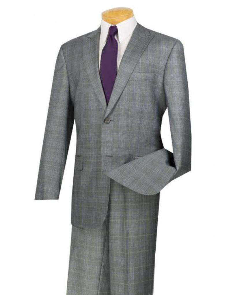 Vinci Vinci Suit 2RW-1 Gray