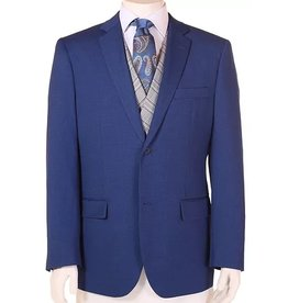 Vitali Vitali Vested Suit - M6249 Royal