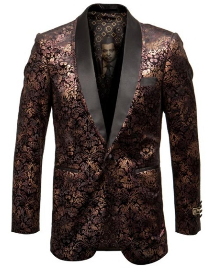 Empire Empire Blazer - ME261H Black/Gold