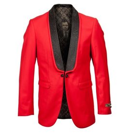 Empire Empire Blazer - ME268H02 Red/Black