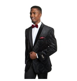 Empire Empire Blazer - ME167 Black