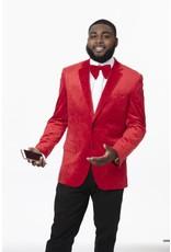 EJ Samuel EJ Samuel Blazer - J37 Red