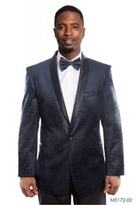 Empire Empire Blazer - ME172 Navy Blue