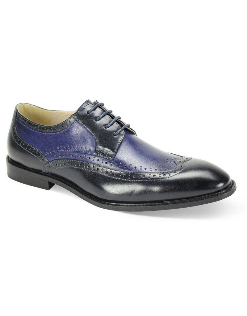 Antonio Cerrelli Antonio Cerrelli 6796 Dress Shoe - Navy Blue