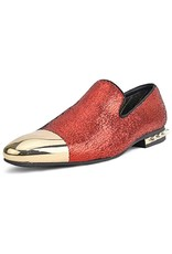 Amali Amali Axel Formal Shoe - Red/Gold