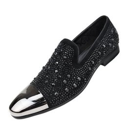 Amali Amali Lugano Formal Shoe - Black