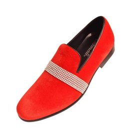 Amali Amali Monarch Formal Shoe - Red