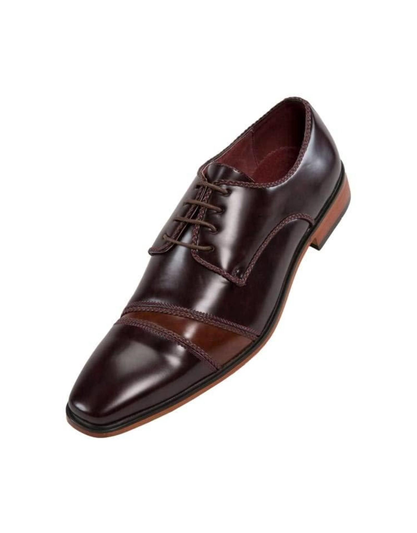 Amali Amali Bevel Dress Shoe - Brown