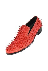 Amali Amali Spike Formal Shoe - Mesa Red