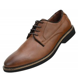 Amali Amali Russi Dress Shoe - Cognac