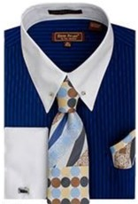 Henri Picard Henri Picard Shirt Set CS058 Navy