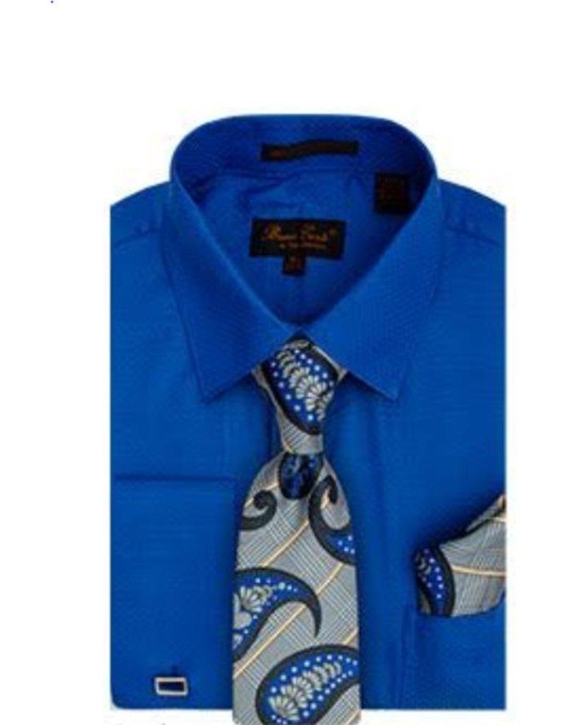 Henri Picard Henri Picard Shirt Set BC1082 Royal