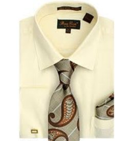 Henri Picard Henri Picard Shirt Set BC1082 Ivory
