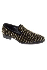 After Midnight After Midnight Harvie Formal Shoe - Black/Gold