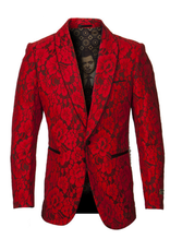 Empire Empire Blazer - ME277H02 Red/Black