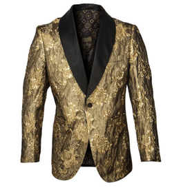 Empire Empire Blazer - ME282H Gold/Black
