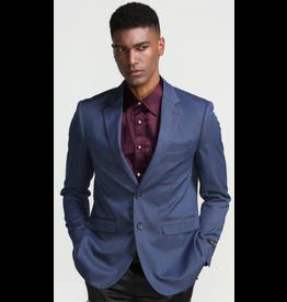 Tazio Tazzio Wool Blazer - MJ283S Blue