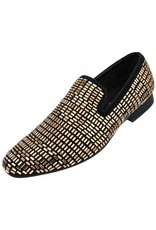 Amali Amali Trimble Formal Shoe - Black/Gold
