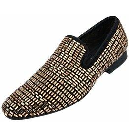 Amali Amali Trimble Formal Shoe - Black/Gold
