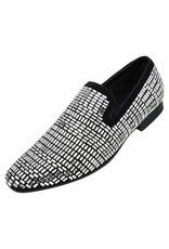 Amali Amali Trimble Formal Shoe - Black/Silver