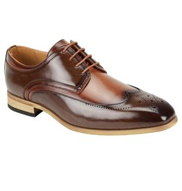 Antonio Cerrelli Antonio Cerrelli 6809 Dress Shoe - Brown/Tan