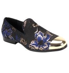 Saint Lorenzo Saint Lorenzo Formal Shoe - 6799 Blue