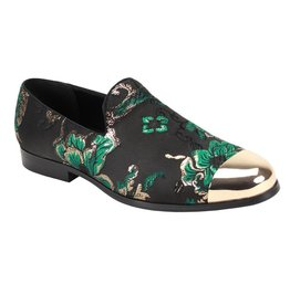 Saint Lorenzo Saint Lorenzo Formal Shoe - 6799 Green