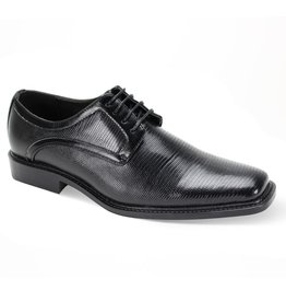 Antonio Cerrelli Antonio Cerrelli 6792 Wide Dress Shoe - Black