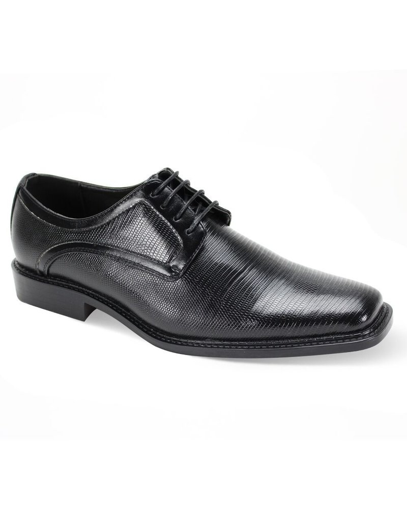 Antonio Cerrelli Antonio Cerrelli 6792 Wide Dress Shoe - Black