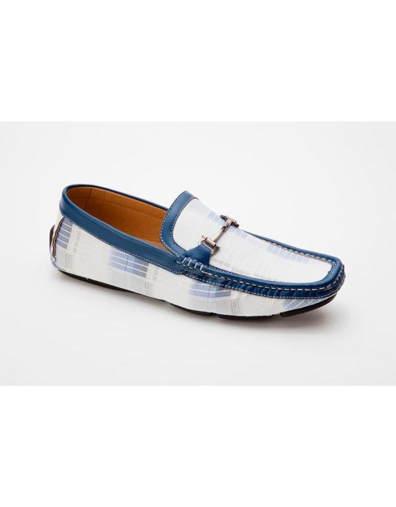 Montique Montique Casual Shoe S1729 Cobalt