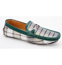 Montique Montique Casual Shoe S1728 Olive