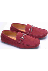 Montique Montique Casual Shoe S11 Burgundy