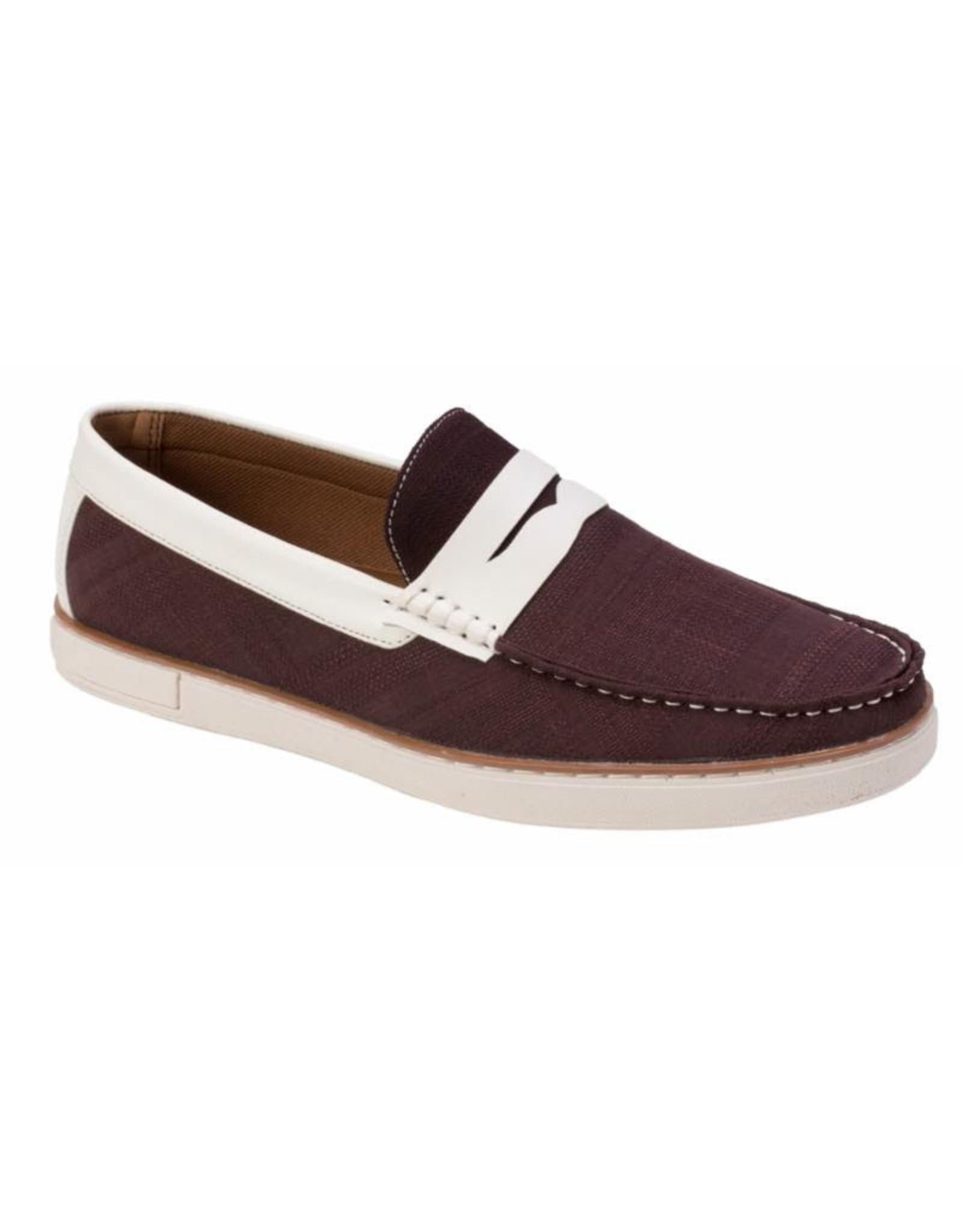 Montique Montique Casual Shoe S667 Brown
