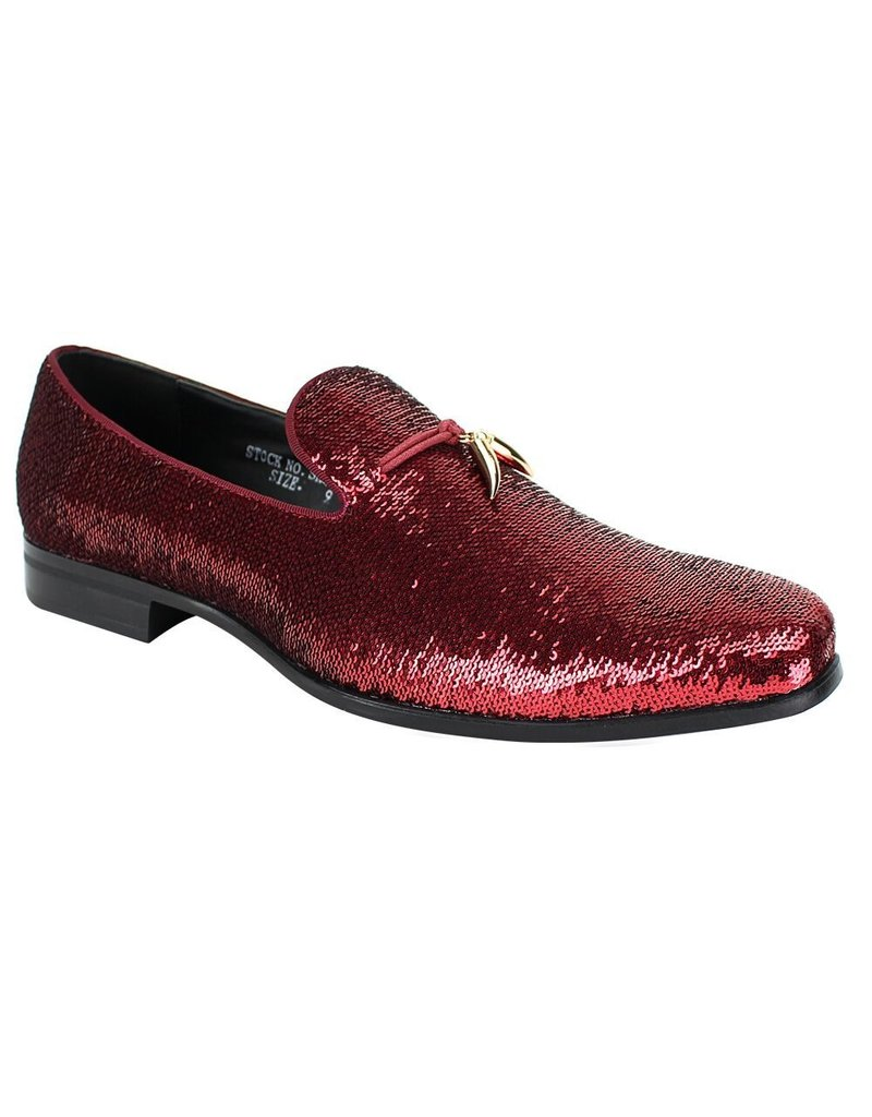 After Midnight After Midnight Formal Shoe - 6759 Cherry Red