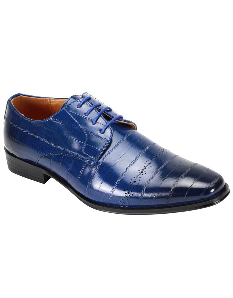 Antonio Cerrelli Antonio Cerrelli 6838 Dress Shoe - Blue