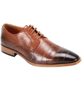 Antonio Cerrelli Antonio Cerrelli 6838 Dress Shoe - Cognac
