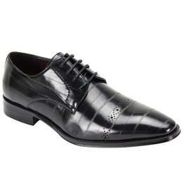 Antonio Cerrelli Antonio Cerrelli 6838 Dress Shoe - Black