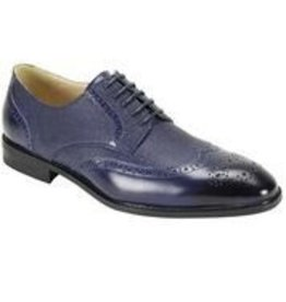 Antonio Cerrelli Antonio Cerrelli 6836 Dress Shoe - Blue