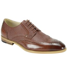 Antonio Cerrelli Antonio Cerrelli 6836 Dress Shoe - Cognac