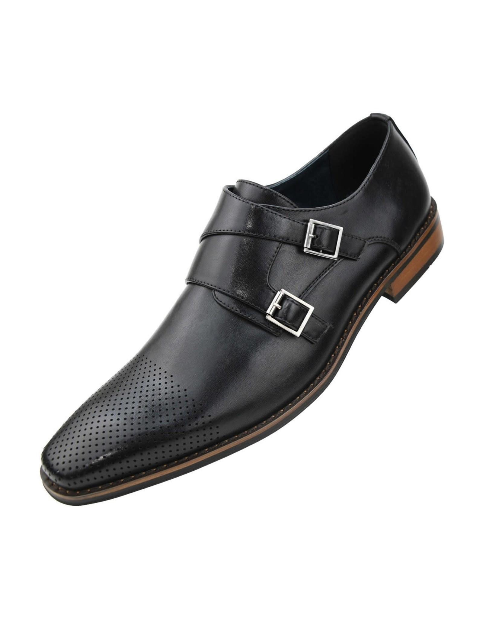 Amali Amali Deming Dress Shoe - Black