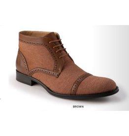 Montique Montique Boot - SDJ77 Brown