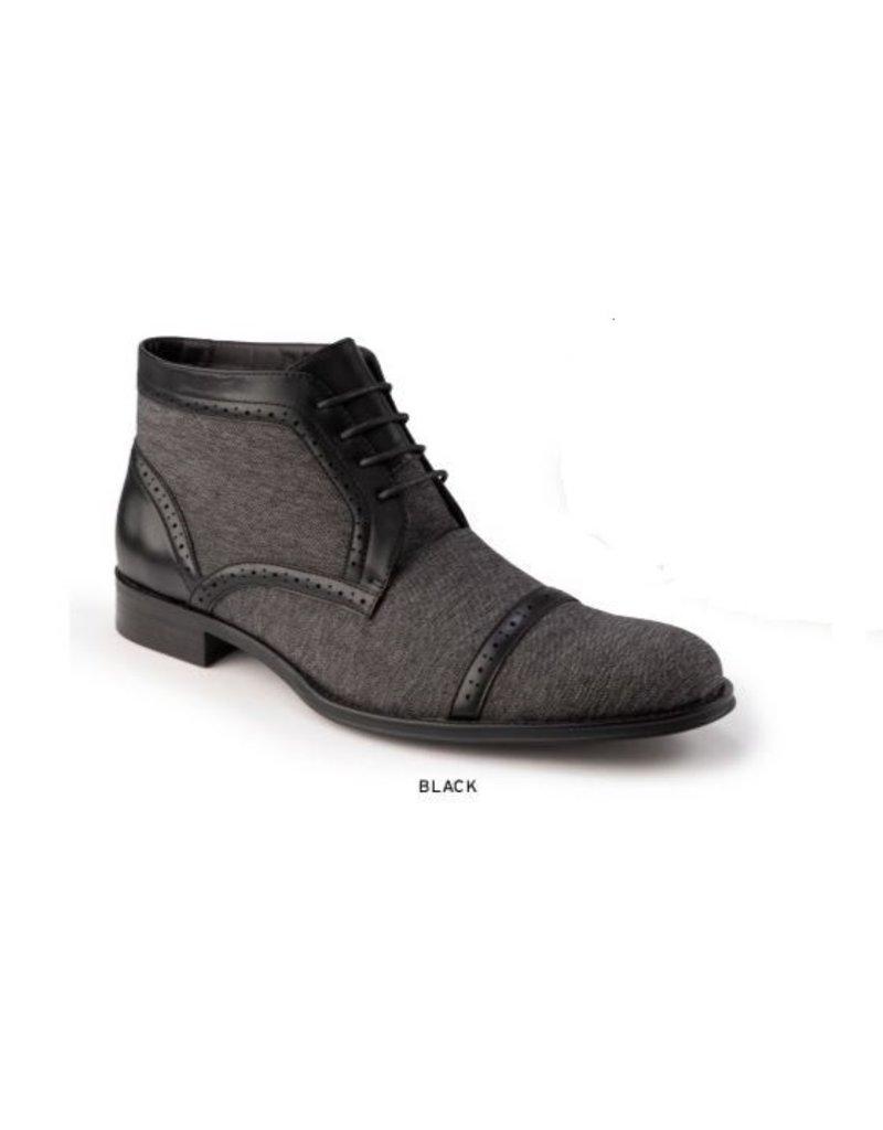 Montique Montique Boot - SDJ77 Black