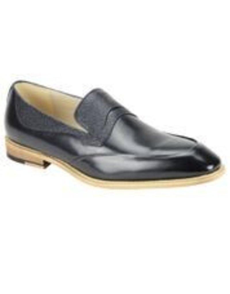 Antonio Cerrelli Antonio Cerrelli 6813 Dress Shoe - Navy Blue