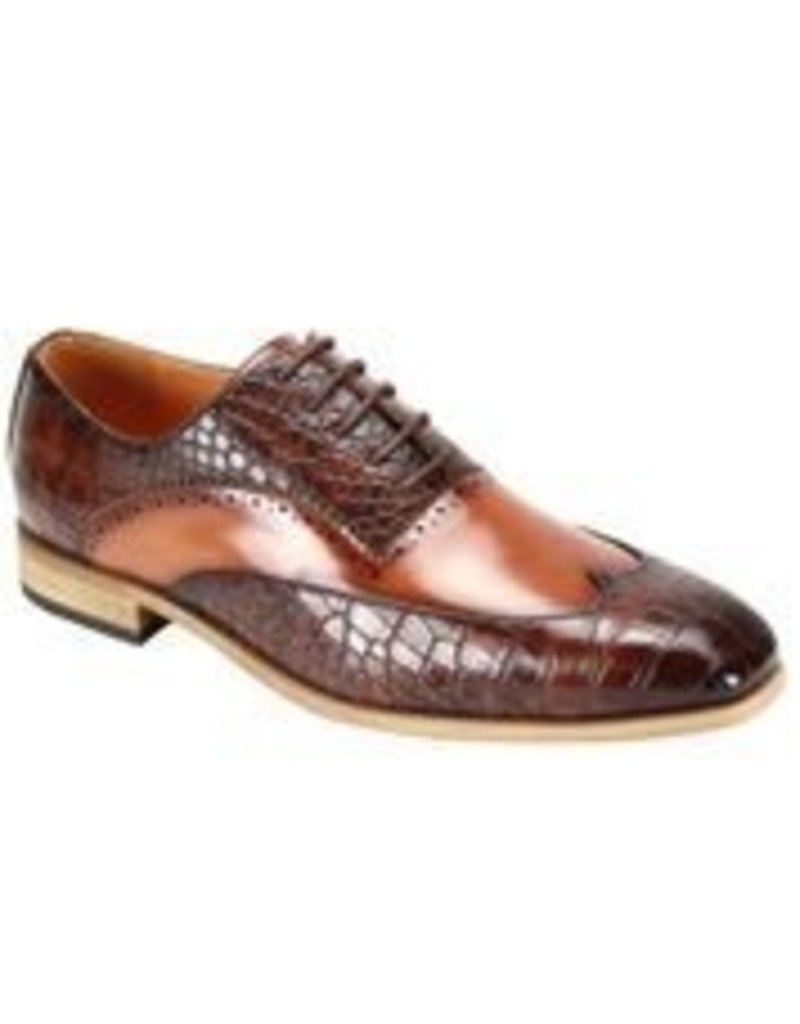 Antonio Cerrelli Antonio Cerrelli 6839 Dress Shoe - Tan